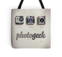 Photogeek Tote Bag