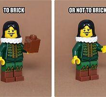 To brick or not to brick by designholic