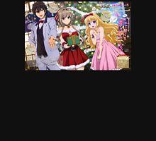 Amagi Brilliant Park - Isuzu Sento - Seiya Kanie - Latifa Fleuranza - Christmas Unisex T-Shirt