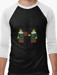To brick or not to brick Men's Baseball ¾ T-Shirt