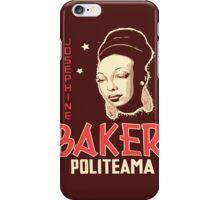 Vector art Josephine Baker iPhone Case/Skin
