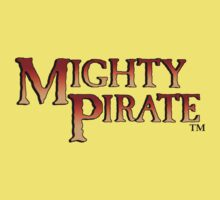 Mighty Pirate Baby Tee