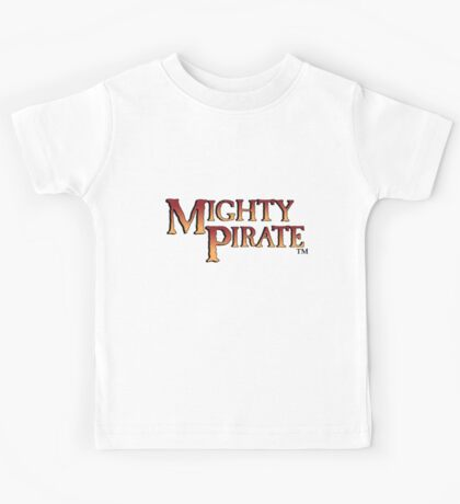 Mighty Pirate Kids Tee