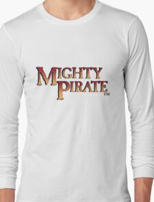 Mighty Pirate Long Sleeve T-Shirt