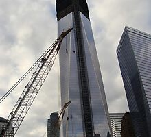 One World Trade  by Julie Paterson