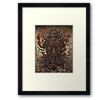 Shub-Niggurath Framed Print