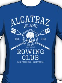 Alcatraz Rowing Club T-Shirt