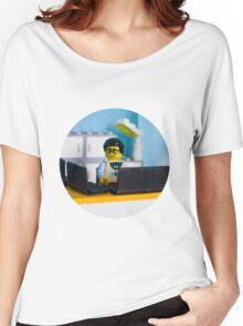 Lego geek Women's Relaxed Fit T-Shirt