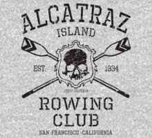 Alcatraz Rowing Club by GUS3141592
