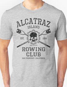 Alcatraz Rowing Club Unisex T-Shirt