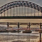 Winter's Tyne by Giorgio Elesaro