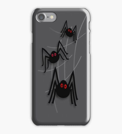 Spooky iPhone Costume iPhone Case/Skin