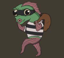 Fish Thief by Collinski
