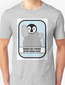 Danger Evil Penguin Unisex T-Shirt