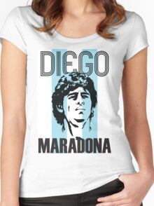 Diego Women's Fitted Scoop T-Shirt