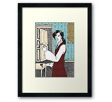 Libertine Sherlock  Framed Print