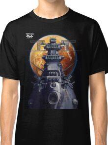 SPACE BATTLESHIP YAMATO 2199 Classic T-Shirt