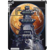 SPACE BATTLESHIP YAMATO 2199 iPad Case/Skin