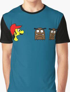 Bros.-Man (b) Graphic T-Shirt