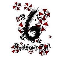 Resident Evil 6 Photographic Print