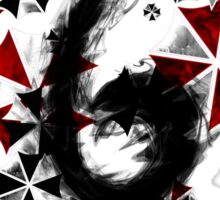 Resident Evil 6 Sticker