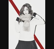 GIRLS' GENERATION - Jessica Jung - Blanc & Eclare - Color Alteration Unisex T-Shirt