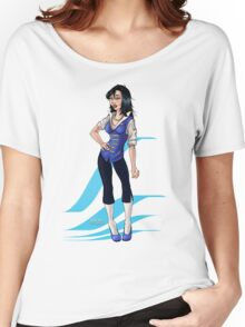 Nicola Tesla Women's Relaxed Fit T-Shirt