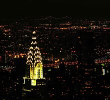 Chrysler Building (New York City, USA) by rocamiadesign