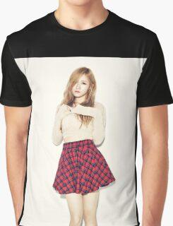 Fiestar - Yezi - KPOP Idol - Full Color Graphic T-Shirt