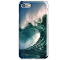 iPhone Case. Winter Waves At Waimea Bay 2 iPhone Case/Skin