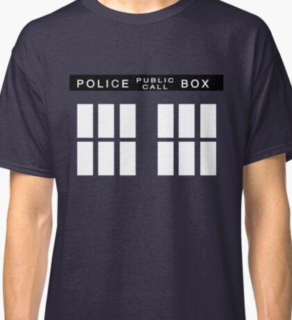 Tardis, Doctor Who Classic T-Shirt