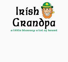 "Irish Grandpa "" Irish Grandpa - A Little Blarney A Lot of Heart"" Unisex T-Shirt"