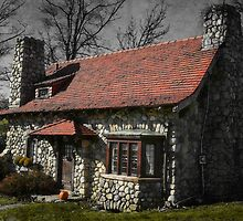 The Cottage by Richard Ahne
