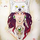 Mononoke by Alivia Marie
