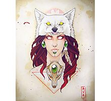 Mononoke Photographic Print