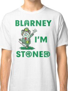 Irish Blarney I'm Stoned Classic T-Shirt
