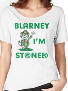 Irish Blarney I'm Stoned Women's Relaxed Fit T-Shirt