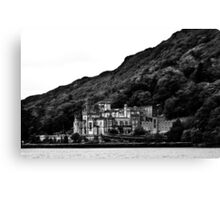 Ireland in Mono: Joy Would Fill The Earth Canvas Print