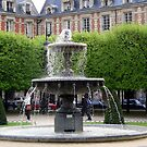 Place des Vosges by Segalili
