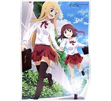 Himouto! Umaru-chan - Umaru & Ebina - (High Res) Poster
