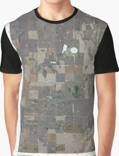 USGS Topo Map Washington State WA Saint Andrews 20110425 TM Graphic T-Shirt