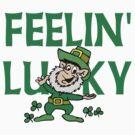 St Patrick's Day Irish Luck by HolidayT-Shirts