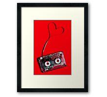 Oh Love! Framed Print