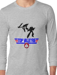 Top Valkyrie Long Sleeve T-Shirt