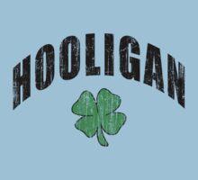 "Irish ""Hooligan"" Kids Clothes"
