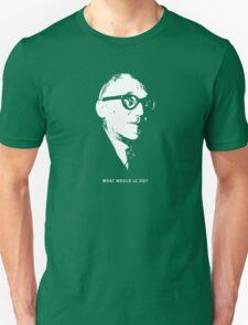 What would le Corbusier do? Architecture T shirt T-Shirt