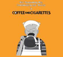 Coffee and Cigarettes // Bill Murray by ziochecco
