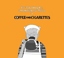 Coffee and Cigarettes // Bill Murray T-Shirt