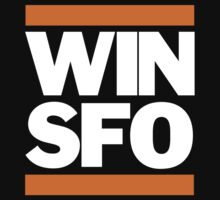 San Francisco Giants WIN SFO (adult size) T-Shirt