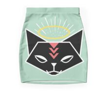 Cat Tribe 01 Pencil Skirt